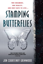 Stamping Butterflies ebook by Jon Courtenay Grimwood
