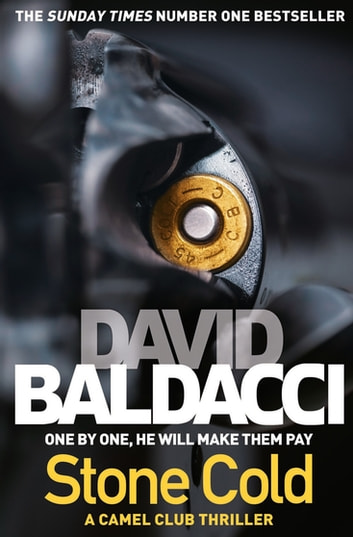Stone Cold: The Camel Club Book 3 ebook by David Baldacci