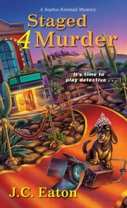 Staged 4 Murder ebook by J.C. Eaton