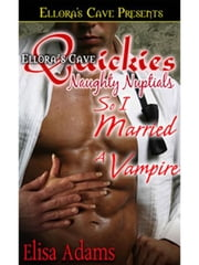 So I Married a Vampire ebook by Elisa Adams
