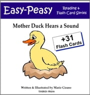 Mother Duck Hears a Sound - A Sight Word Book for Kids ebook by Marie Cirano