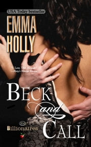 Beck & Call ebook by Emma Holly