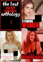 The Best Nude Photos Anthology 1 - 3 books in one ebook by Candice Haughton, Lisa North, Leanne Holden