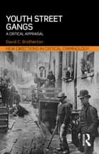 Youth Street Gangs - A critical appraisal ebook by David C. Brotherton