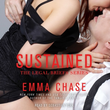 Sustained audiobook by Emma Chase