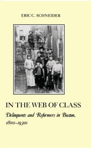 In the Web of Class - Delinquents and Reformers in Boston, 1810s-1930s ebook by Eric C. Schneider