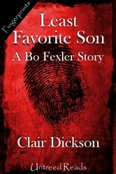 Least Favorite Son ebook by Clair Dickson