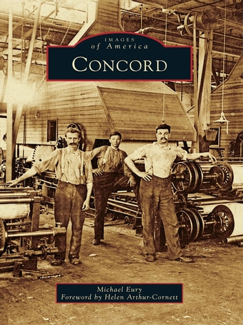 Concord ebook by Michael Eury
