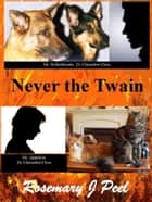Never The Twain ebook by Rosemary J. Peel