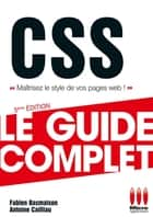 Css ebook by Antoine Cailliau, Fabien Basmaison