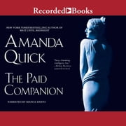 The Paid Companion audiobook by Amanda Quick