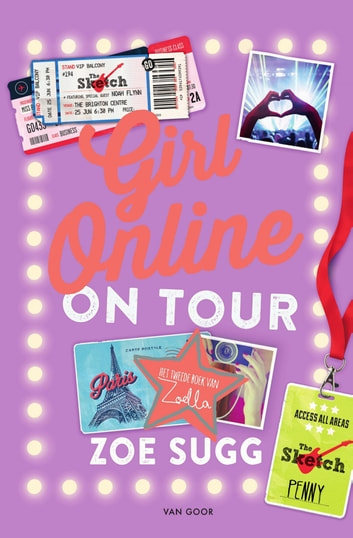 On tour ebook by Zoe Sugg