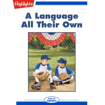 Language All Their Own, A audiobook by Natasha Wing