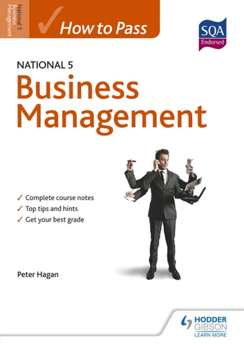 How to Pass National 5 Business Management ebook by Peter Hagan