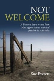 Not Welcome ebook by Sue Everett