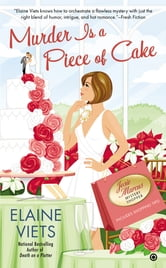 Murder is a Piece of Cake - Josie Marcus, Mystery Shopper ebook by Elaine Viets