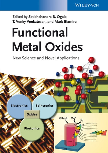 Functional Metal Oxides - New Science and Novel Applications ebook by