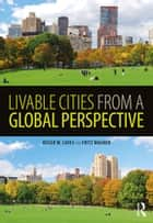 Livable Cities from a Global Perspective ebook by Roger W. Caves, Fritz Wagner