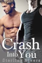 Crash Into You (Gay Older Man Romance) ebook by sterling rivers