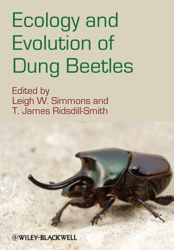 Ecology and Evolution of Dung Beetles ebook by