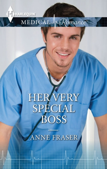Her Very Special Boss ebook by Anne Fraser