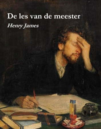 De les van de meester ebook by Henry James,Frank Lekens