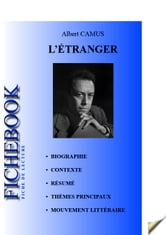 Fiche de lecture L'Étranger de Albert Camus ebook by Les Éditions de l'Ebook malin