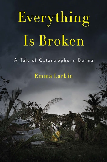 No Bad News for the King - The True Story of Cyclone Nargis and Its Aftermath in Burma ebook by Emma Larkin