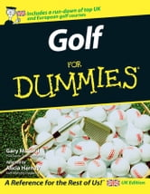Golf For Dummies ebook by Alicia Harney,Gary McCord