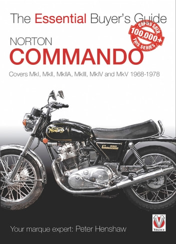 Norton Commando - The Essential Buyer's Guide ebook by Peter Henshaw