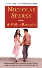 A Walk to Remember ebook by Nicholas Sparks