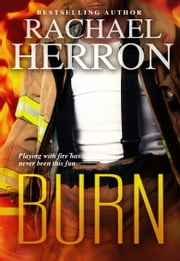 Burn ebook by Rachael Herron