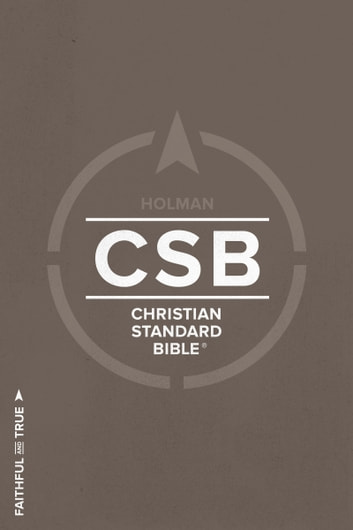 CSB Holy Bible ebook by Holman Bible Publishers