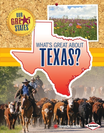 What's Great about Texas? ebook by Amanda Lanser