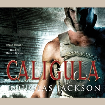 Caligula audiobook by Douglas Jackson