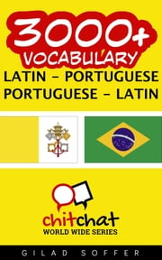 3000+ Vocabulary Latin - Portuguese ebook by Gilad Soffer