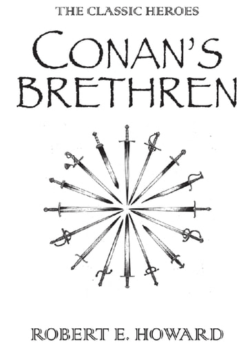 Conan's Brethren ebook by Robert E. Howard