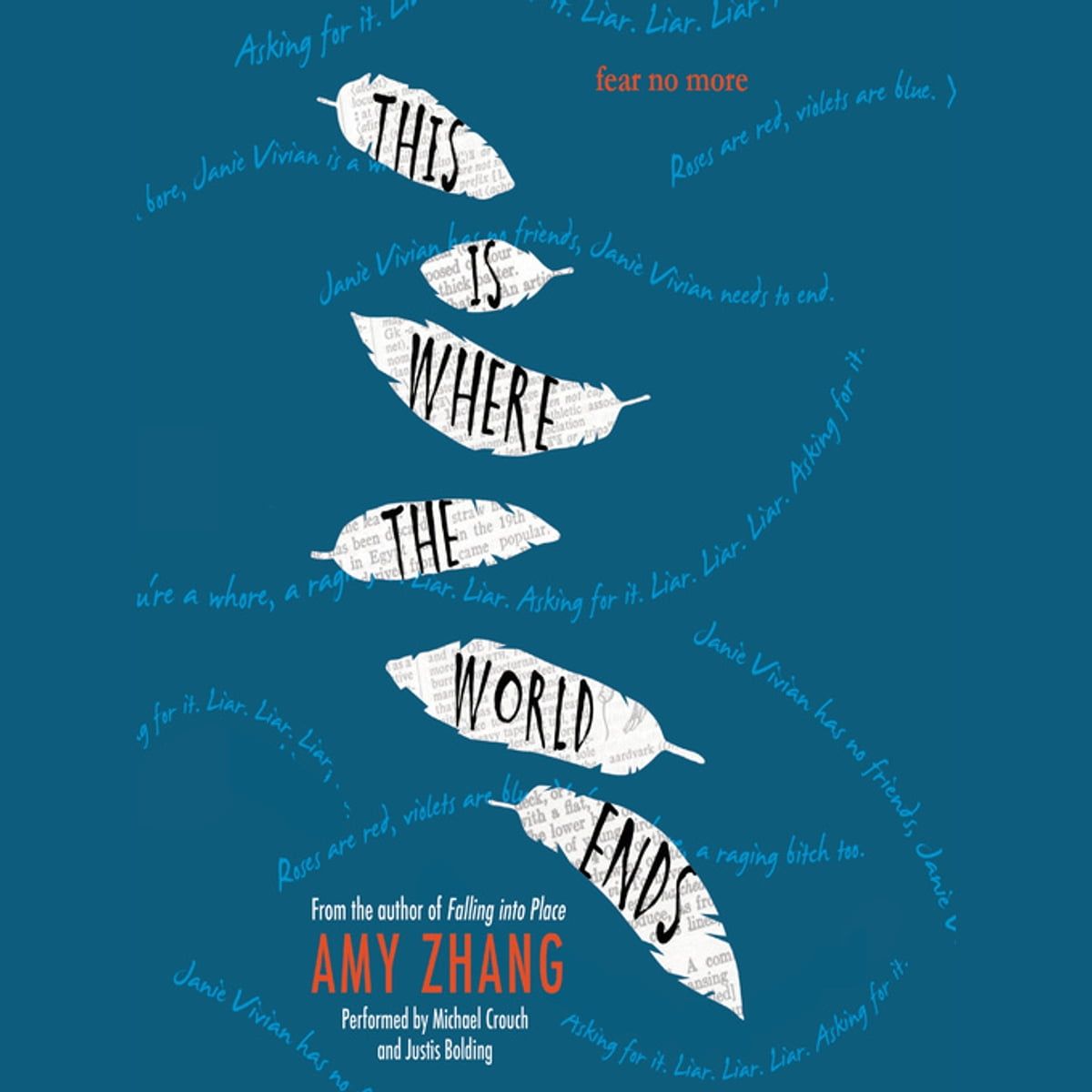 This is where the world ends audiobook by amy zhang 9780062421418 this is where the world ends audiobook by amy zhang 9780062421418 rakuten kobo fandeluxe Images