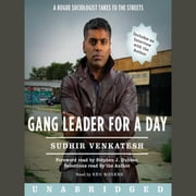 Gang Leader for a Day audiobook by Sudhir Venkatesh
