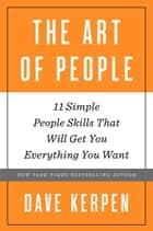 The Art of People ebook by Dave Kerpen