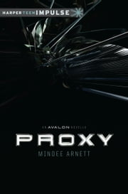 Proxy ebook by Mindee Arnett