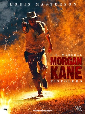 Morgan Kane: Pistolero ebook by Louis Masterson