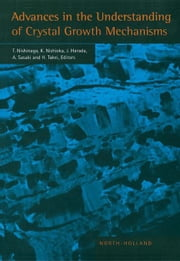 Advances in the Understanding of Crystal Growth Mechanisms ebook by Nishinaga, T.