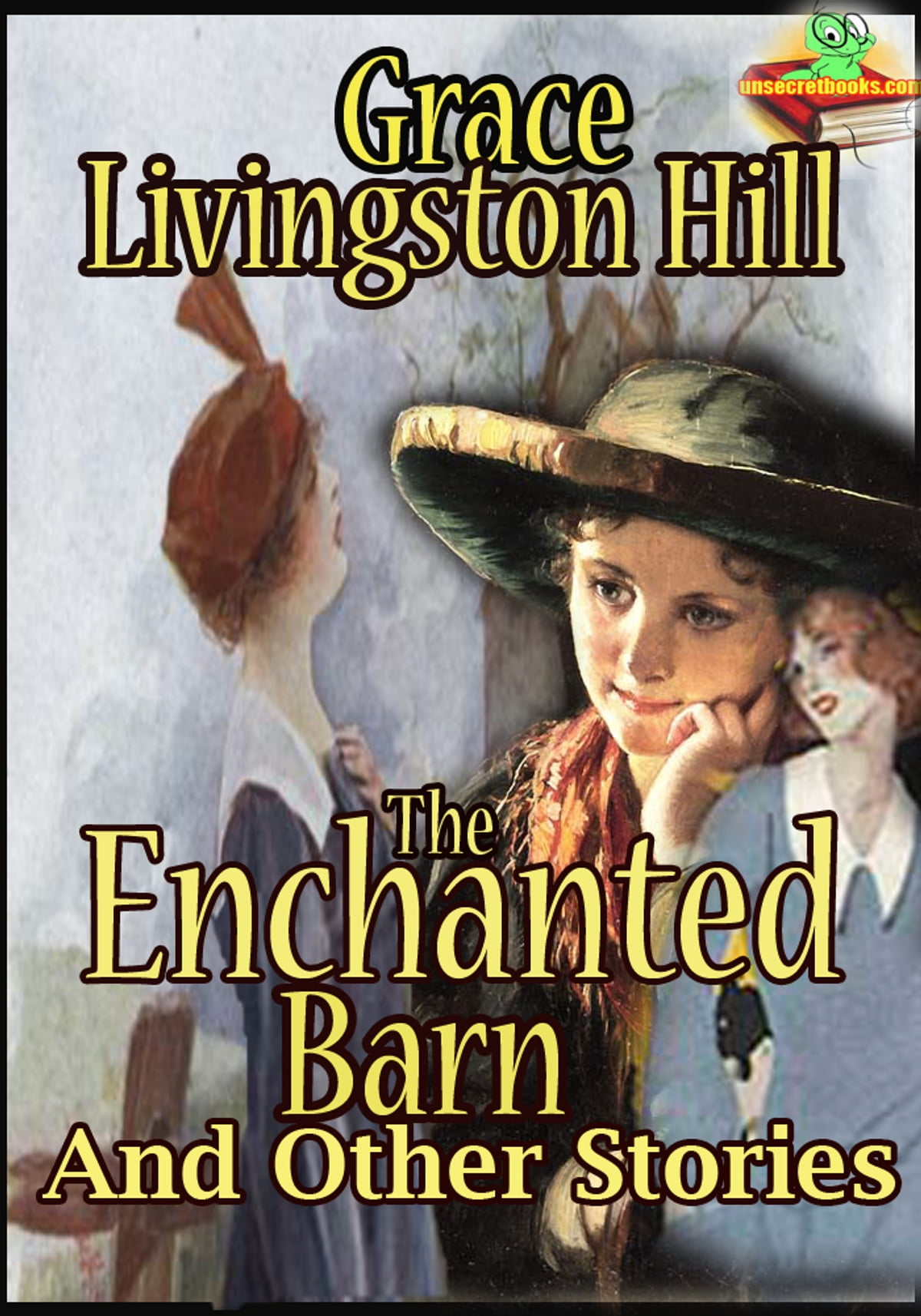 251201819349 The Enchanted Barn   and Other Stories (Cloudy Jewel