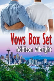 Vows Box Set ebook by Addison Albright