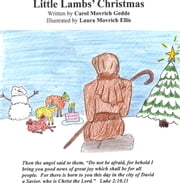 Little Lambs' Christmas ebook by Carol Movrich Gedde