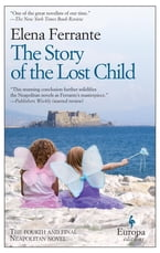 The Story of the Lost Child, Neapolitan Novels, Book Four