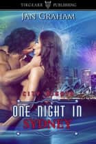 One Night in Sydney ebook by Jan Graham