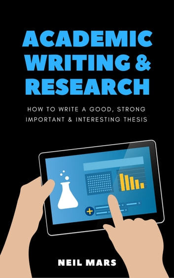 academic writing research