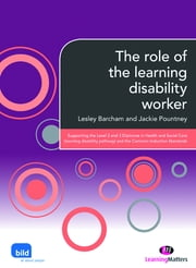 The role of the learning disability worker ebook by Jackie Pountney,Lesley Barcham